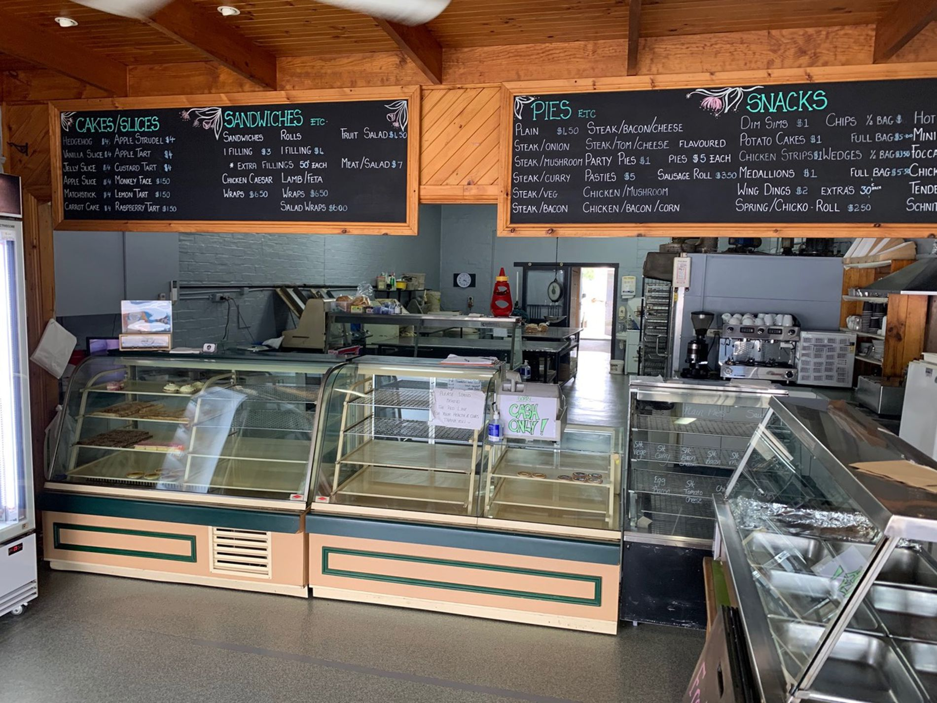 Bakery, Cafe plus Freehold for Sale North West Victoria