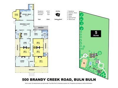 500 Brandy Creek Road, Buln Buln