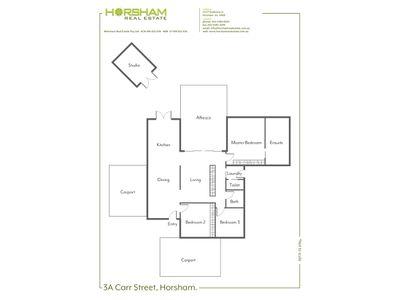 3A Carr Street, Horsham