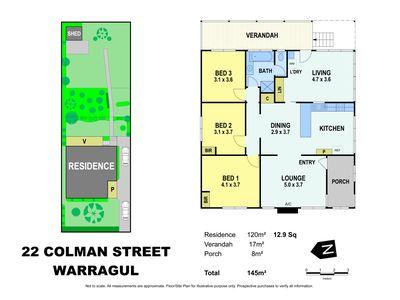 22 Colman Street, Warragul