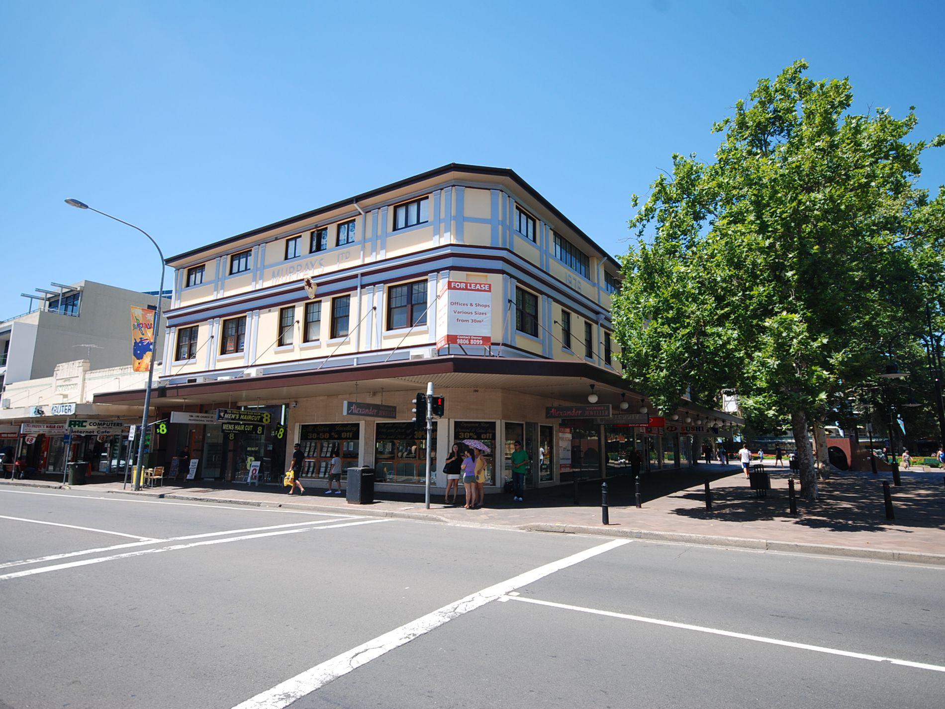 S4 Level 1 / 186-190  Church Street, Parramatta