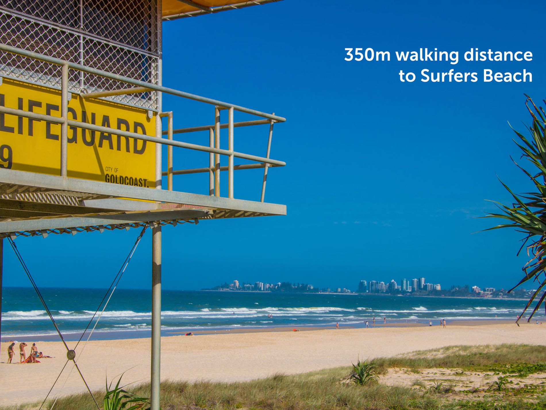 904 / 3 Northcliffe Terrace, Surfers Paradise