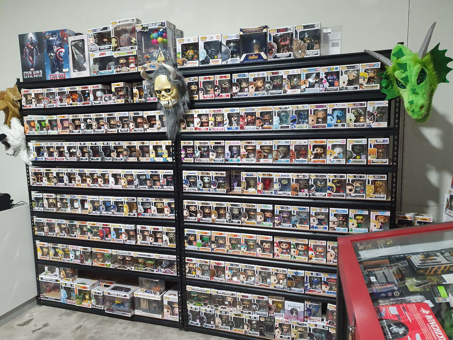 Amazing Online Collectibles Business For Sale