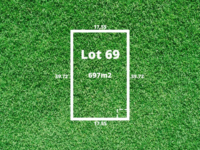 Lot 69 Addelston Estate, Seymour