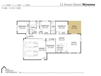 11 Arwon Street, Wyreema
