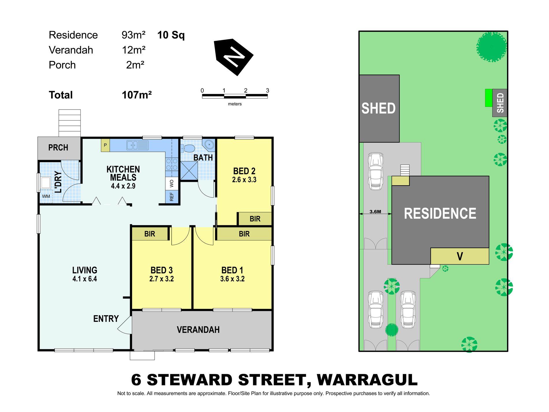 6 Steward Street, Warragul