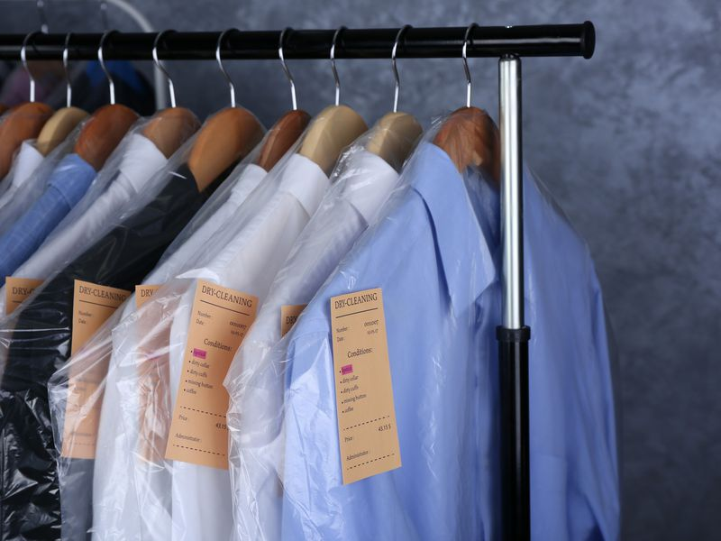 Long Established Dry Cleaning Business For Sale Trading 5 1/2 days