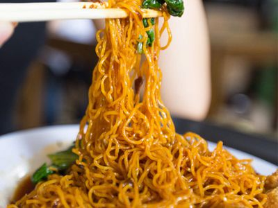Divine Noodles and Sushi
