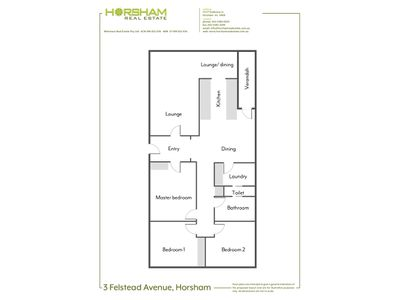 3 Felstead Avenue, Horsham