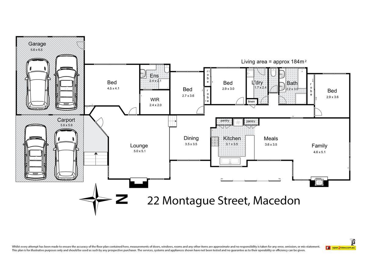 22 Montague Street, Macedon
