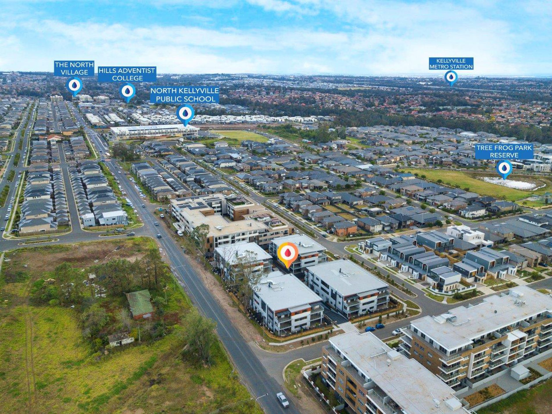 103 / 2 Thorogood Boulevard, North Kellyville