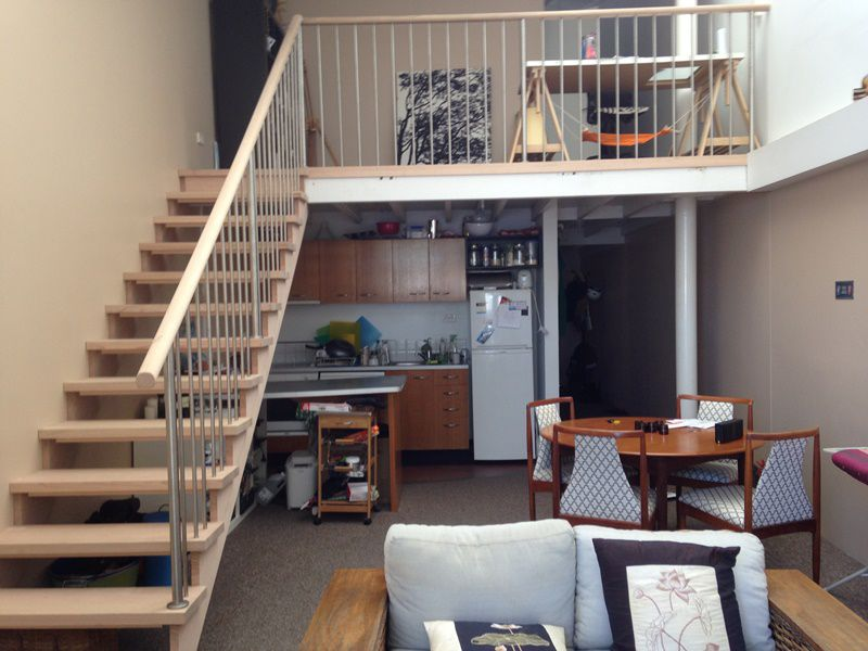 Woolstore Loft Apartment with Riverview / 53 Vernon Terrace, Teneriffe