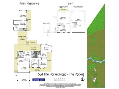584 The Pocket Road, The Pocket