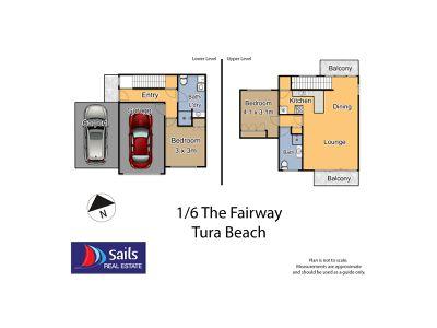 1 / 6 The Fairway, Tura Beach
