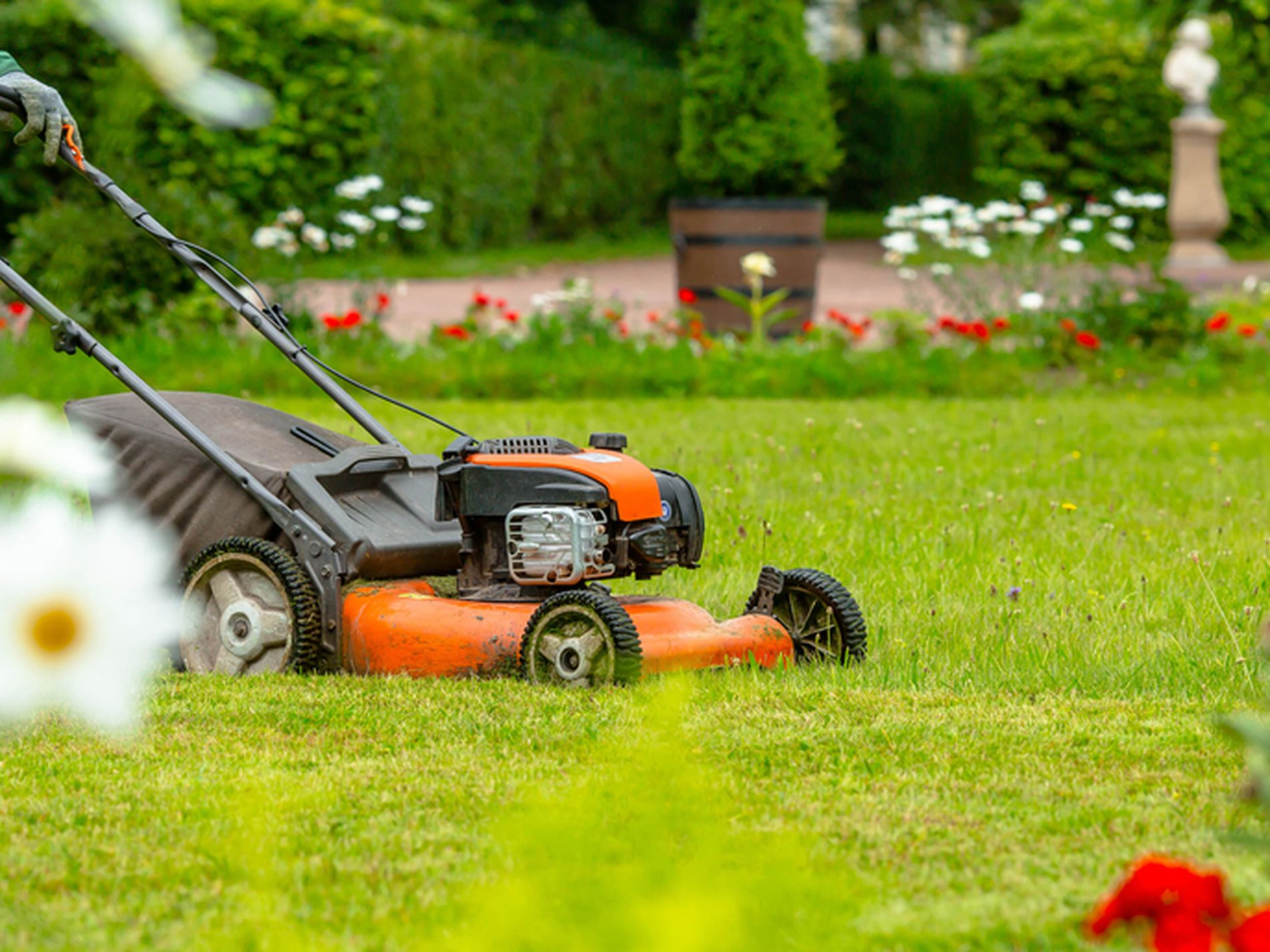 Garden Maintenance and Lawn Mowing Business for Sale
