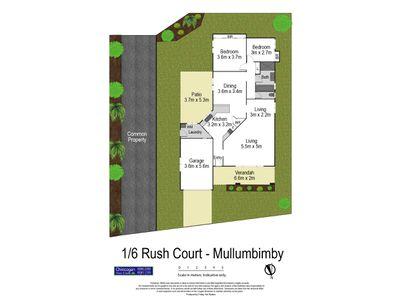 1 / 6 Rush Court, Mullumbimby