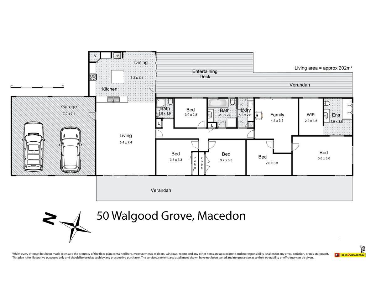 50 Walgood Grove, Macedon