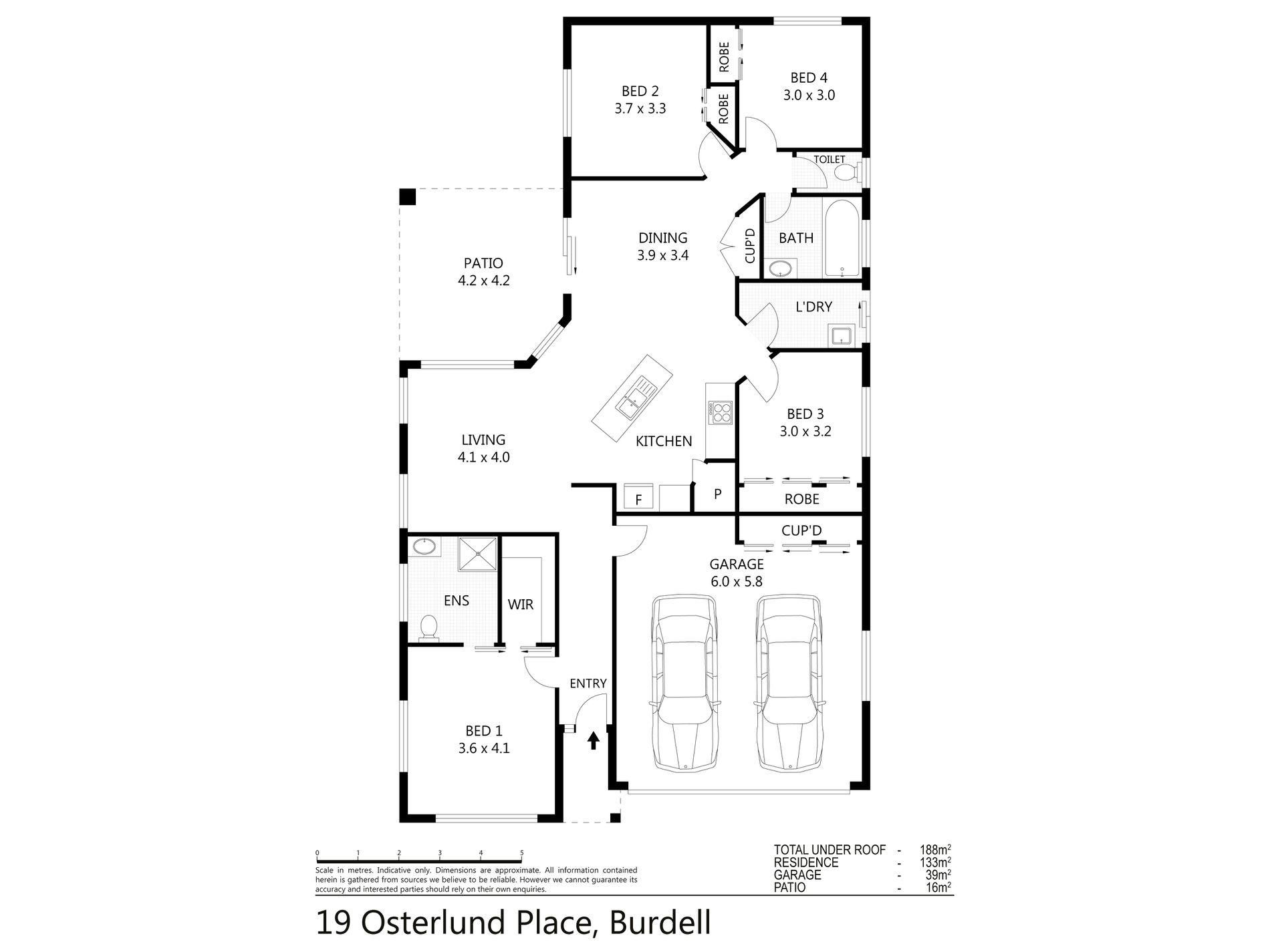 19 Osterlund Place, Burdell