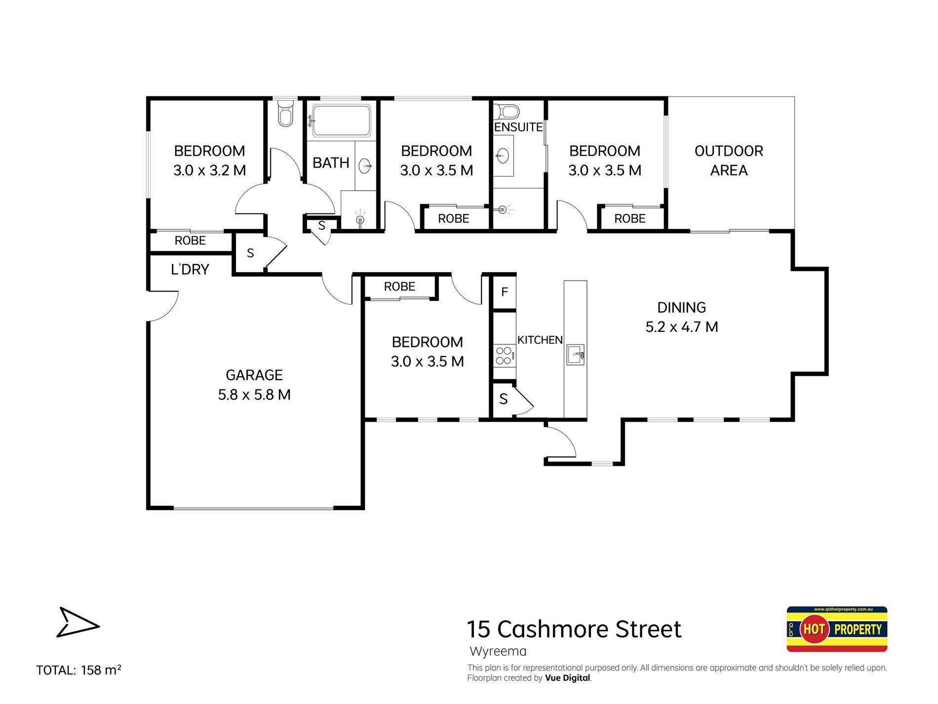 15 Cashmore Street, Wyreema