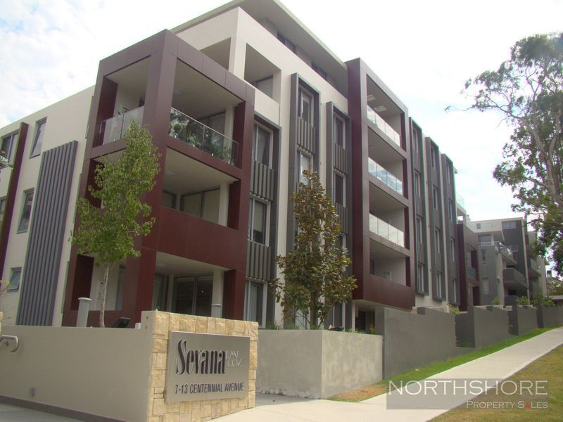 604B / 7 Centennial Avenue, Lane Cove North