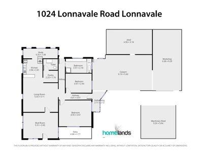 1024 Lonnavale Road, Lonnavale