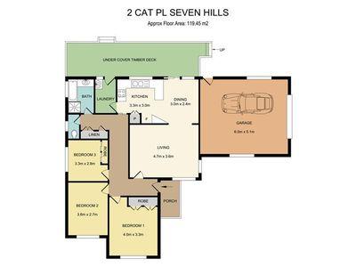 2 Cat Place, Seven Hills