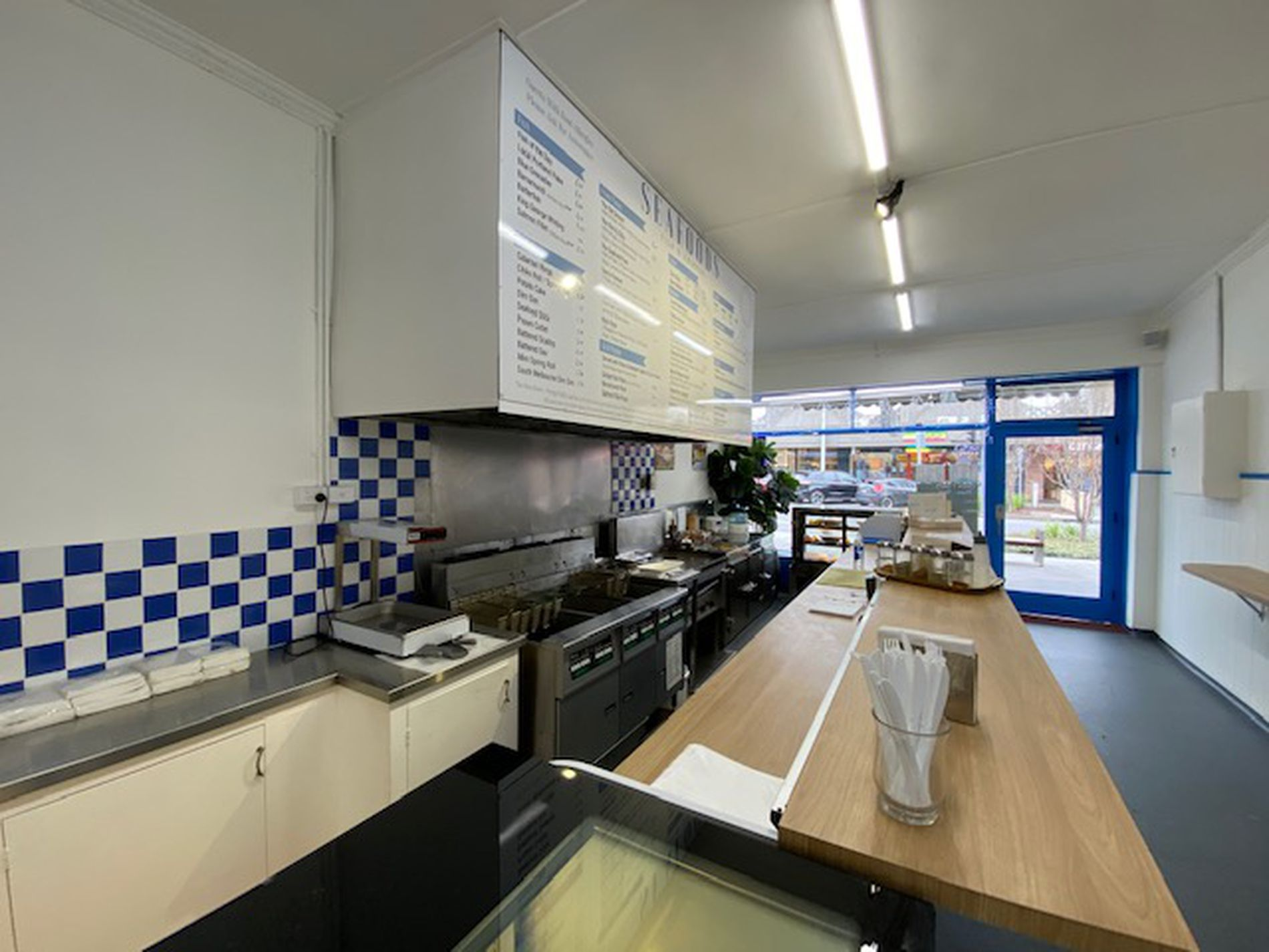 Seafoods Fish & Chips , Warrnambool