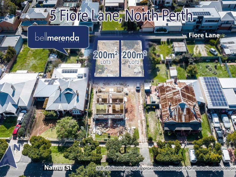 5 (Lot 3) Fiore Lane, North Perth