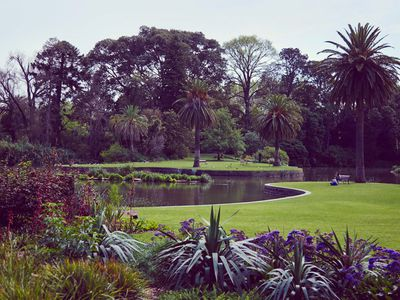 Melbourne's best located tranquil oasis