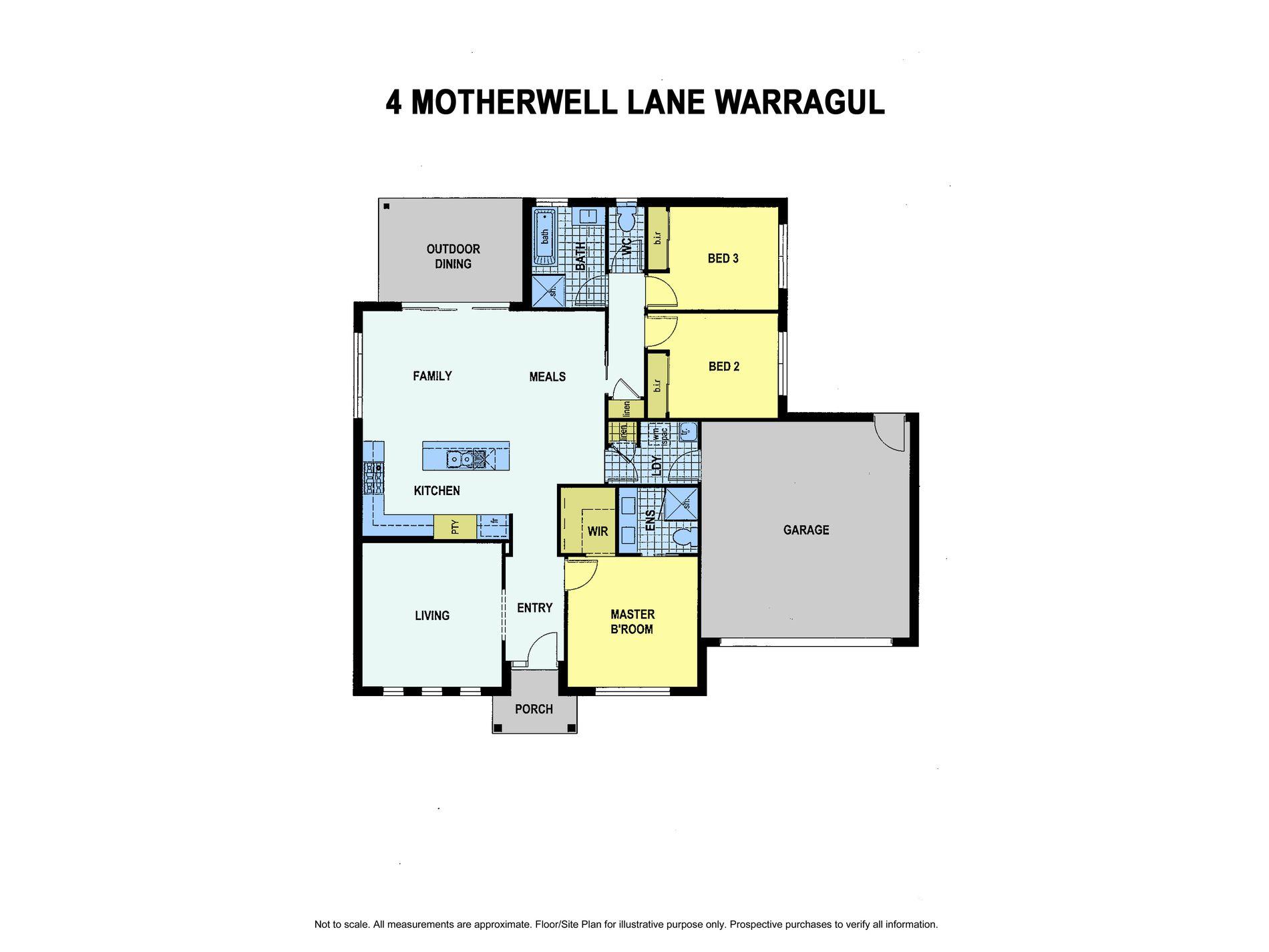 6 Motherwell Lane, Warragul
