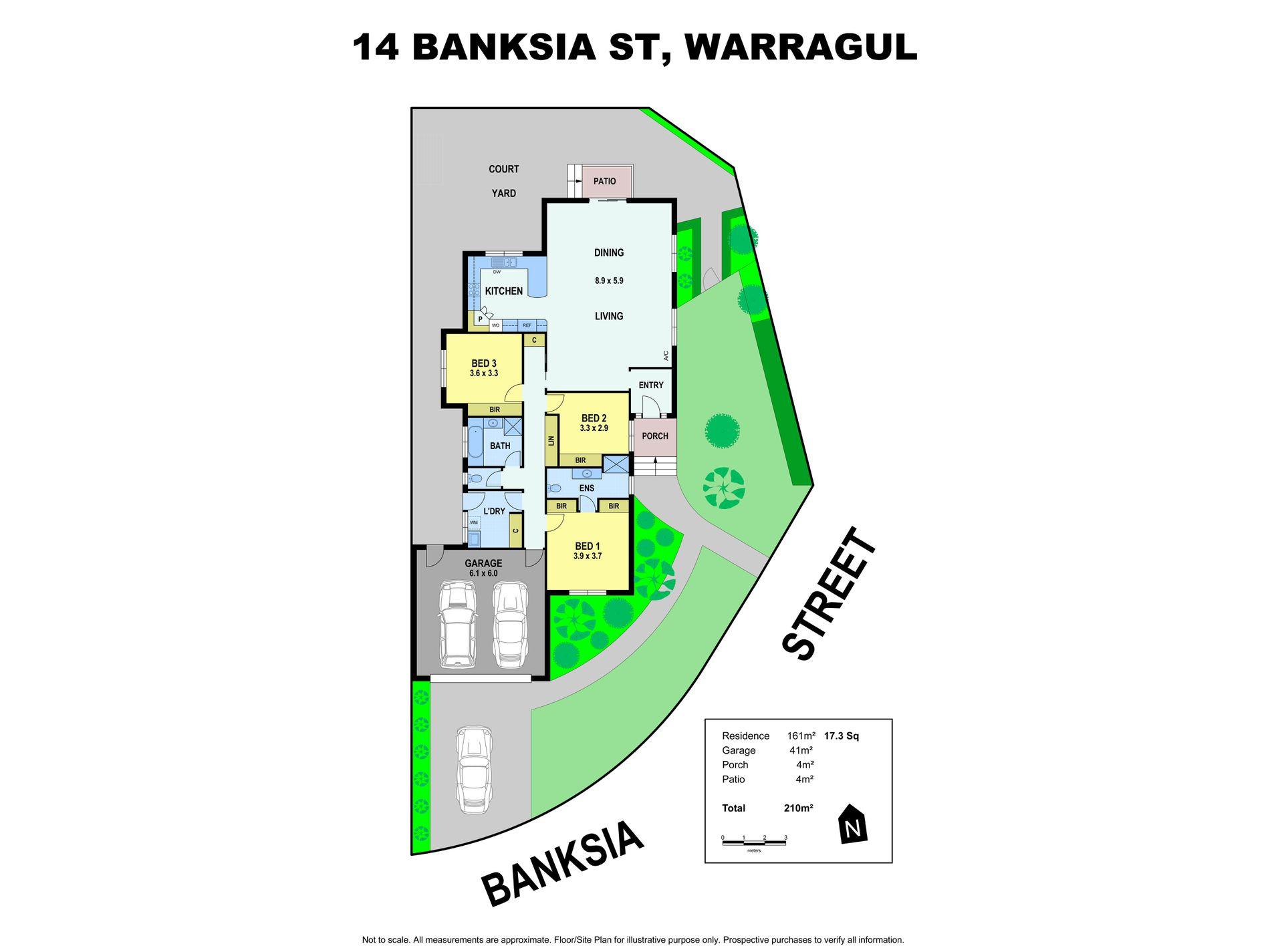 14 Banksia Street, Warragul