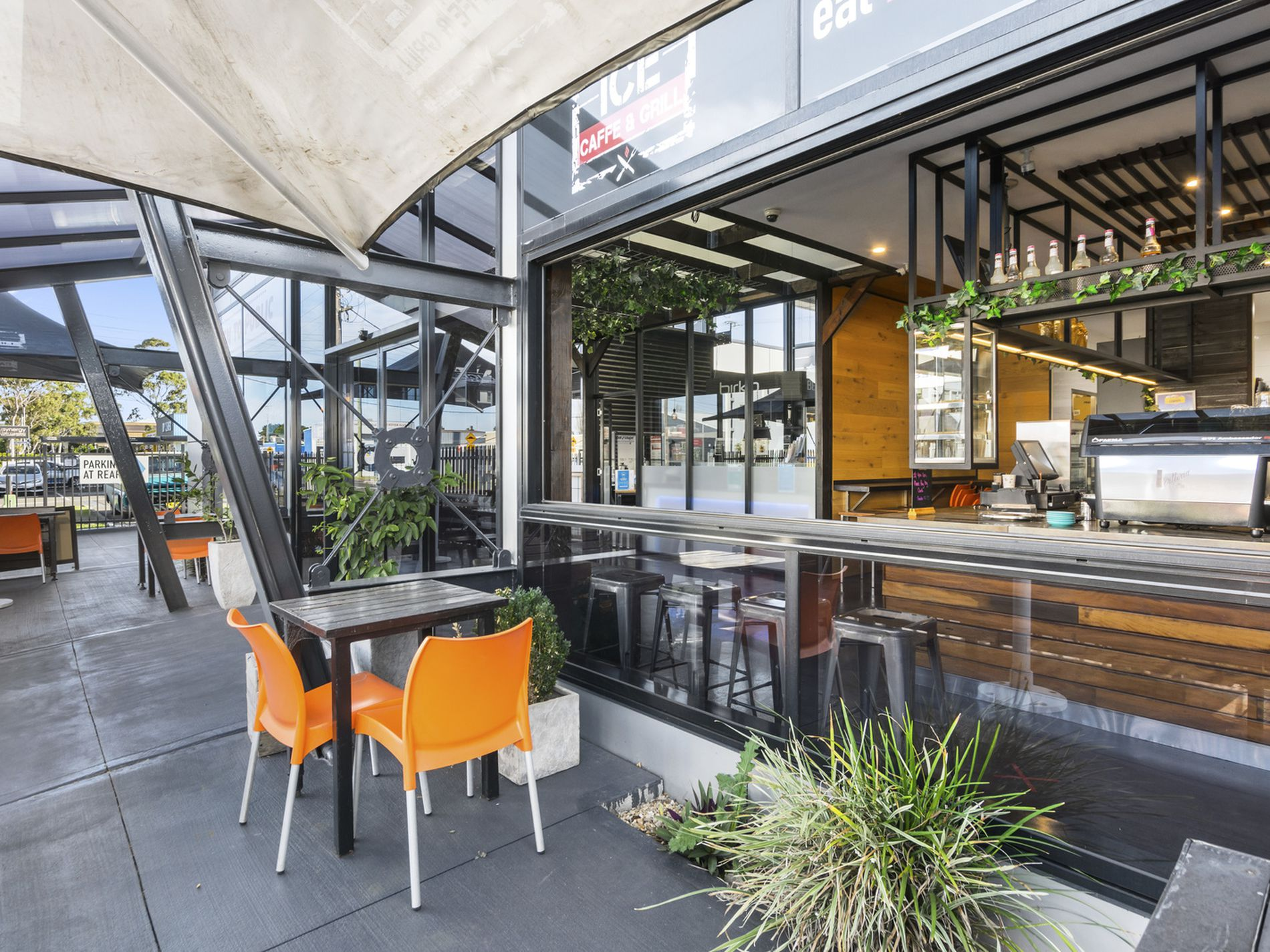 Ice Caffe and Grill Wollongong