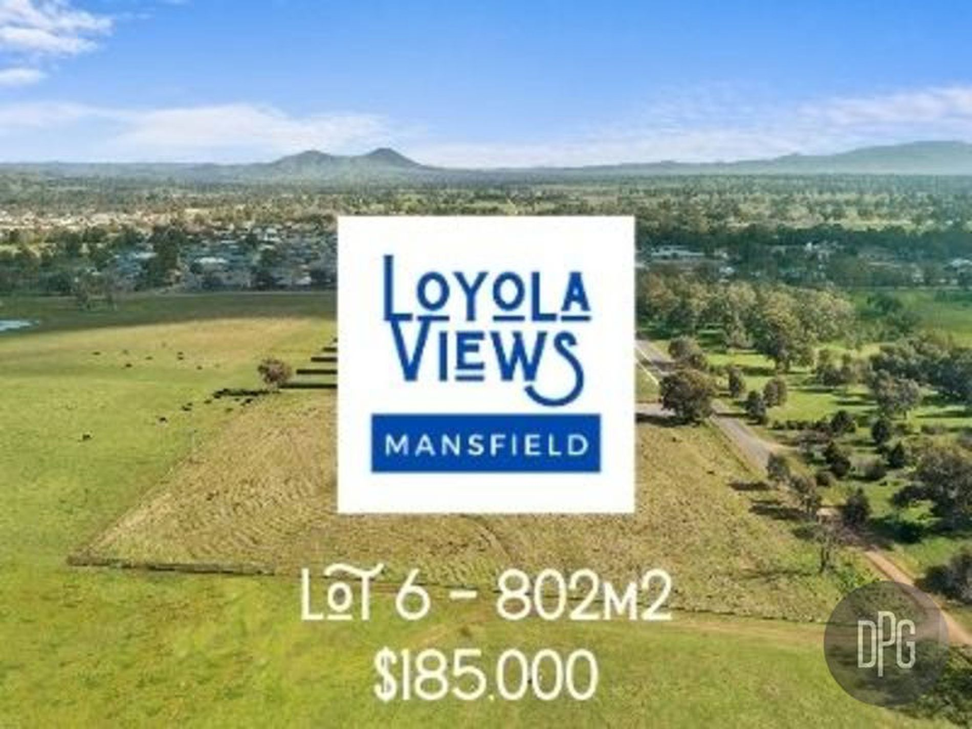 Lot 6, Loyola Views, Mansfield