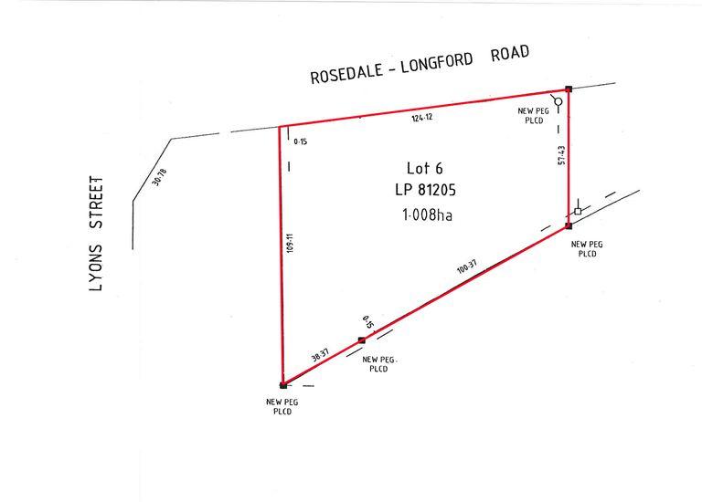 32 Rosedale-Longford Road, Rosedale