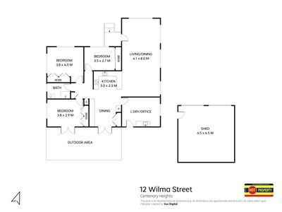 12 Wilma Street, Centenary Heights