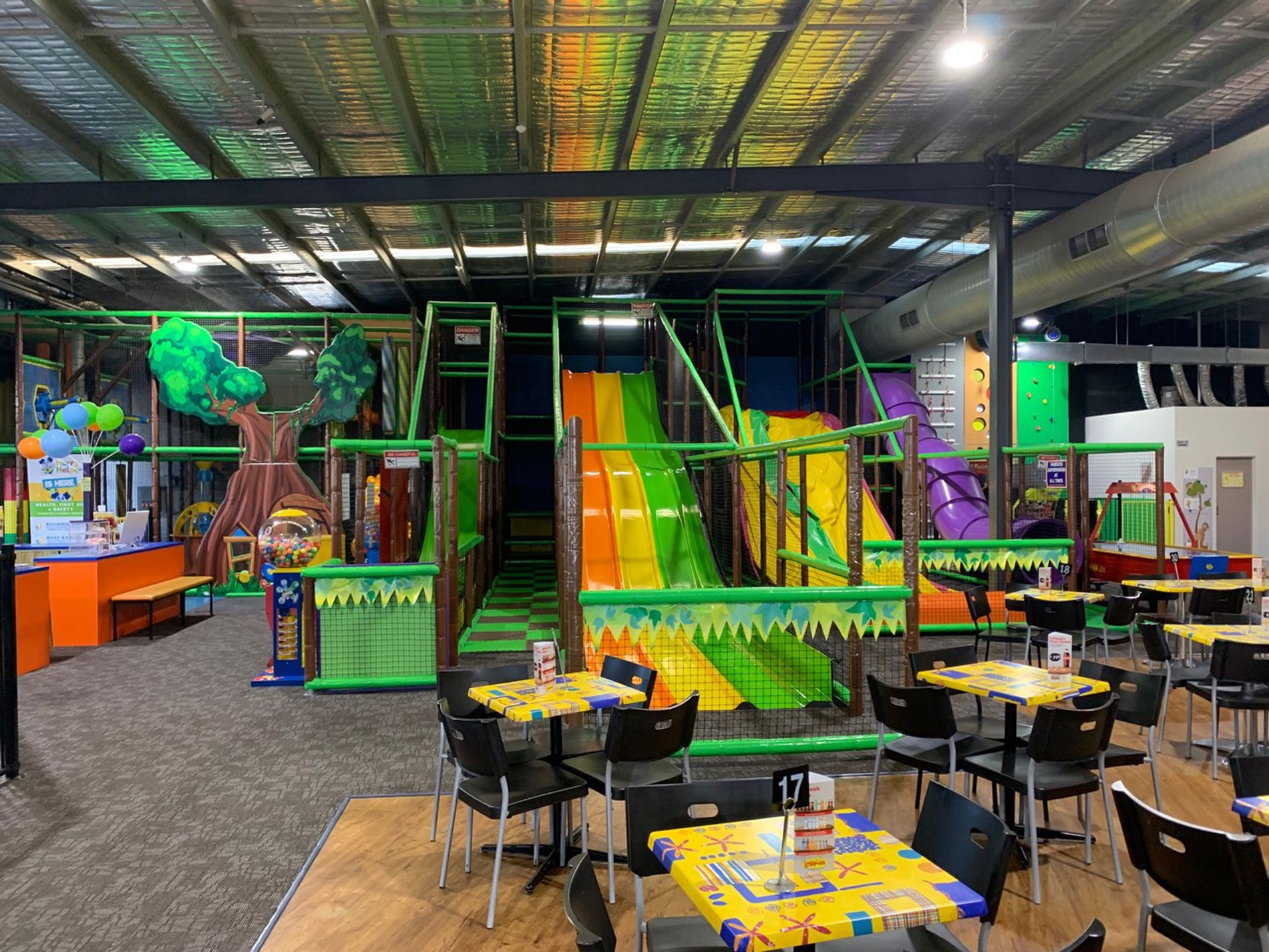 Play centre with Cafe Business For Sale Narre Warren