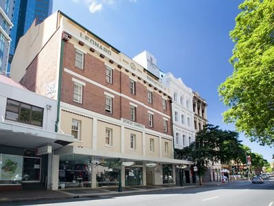 16 / 53 EDWARD STREET, Brisbane City