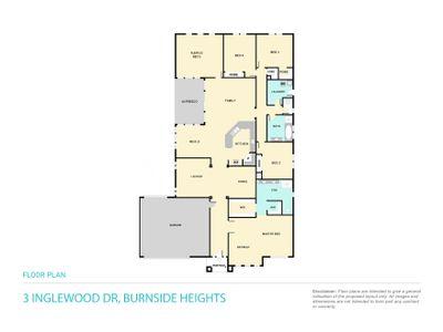3 INGLEWOOD DRIVE, Burnside Heights