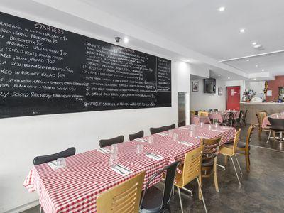 Licensed City Restaurant for Sale