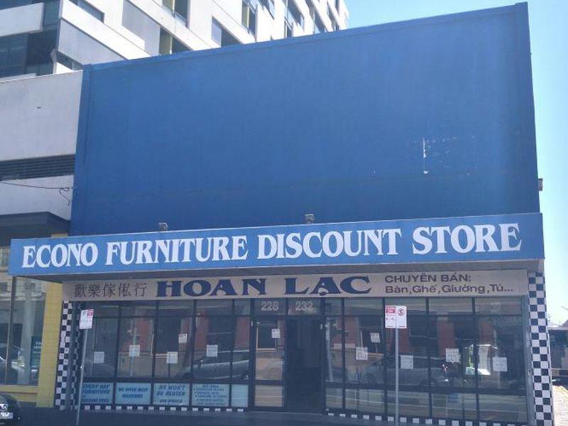 228-230 Barkly Street, Footscray
