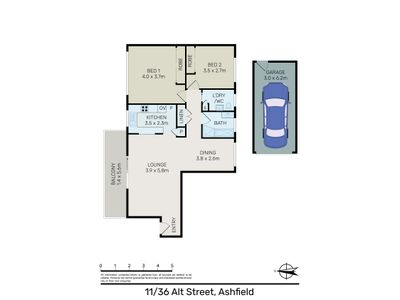 11 / 36 Alt Street, Ashfield