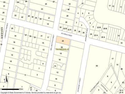 22 Wellington Street, Paynesville