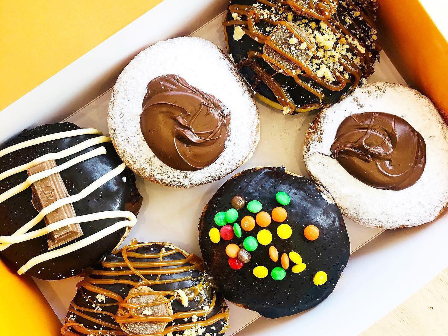 Easy to Run Donut shop For Sale – Frankston