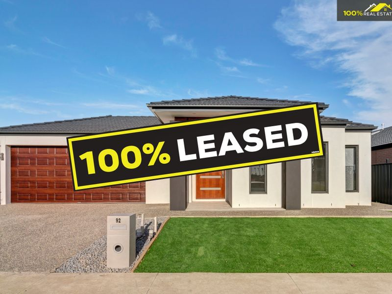92 Sustainable Drive, Craigieburn