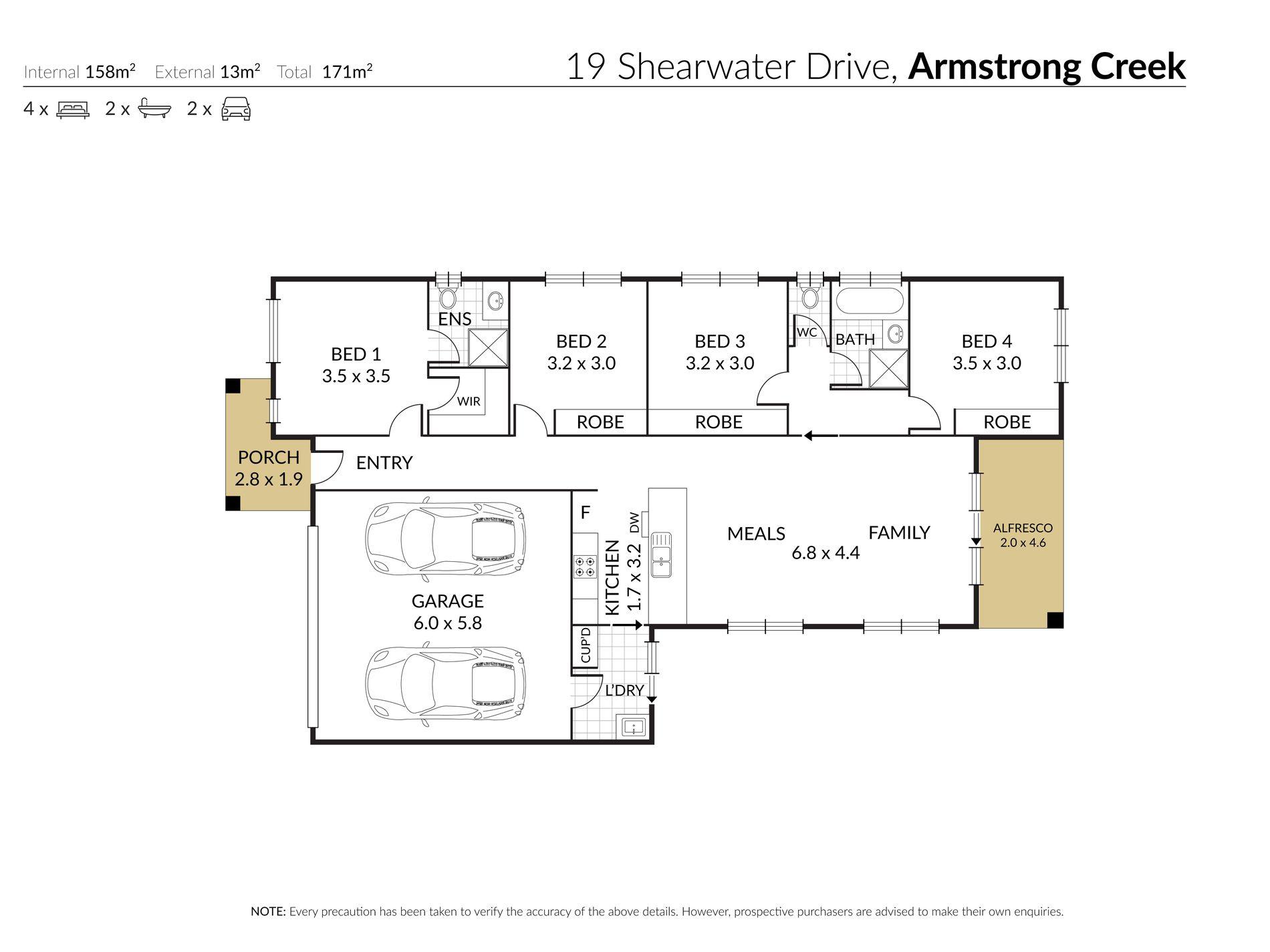 19 Shearwater Drive, Armstrong Creek