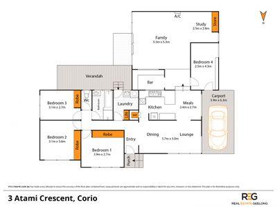 3 ATAMI CRESCENT, Corio