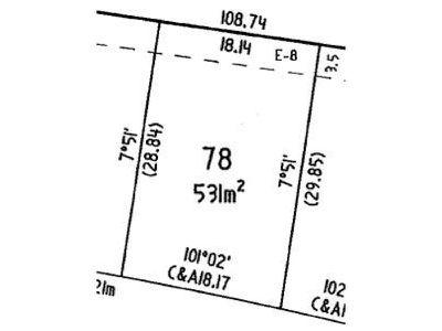 Lot 78 Arlington Park, Wangaratta