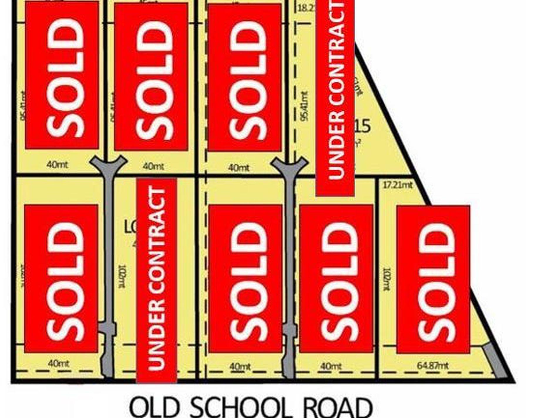 Lot 8 to 16, Old School Road, Waldara