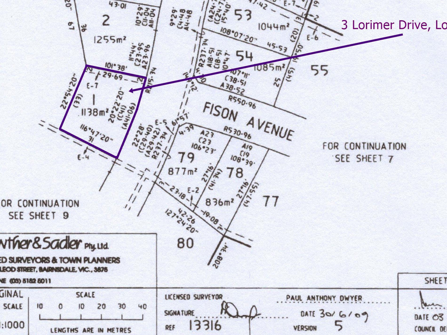 3 Lorimer Drive, Eastwood