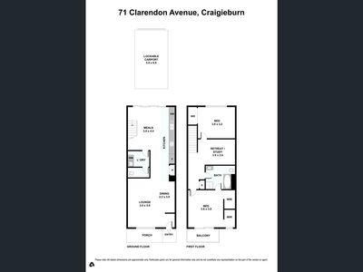 71 Clarendon Avenue, Craigieburn